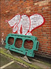 Zonk (Alex Ellison) Tags: zonk dds ac throwup throwie northwestlondon urban graffiti graff boobs