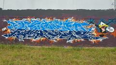 Sken... (colourourcity) Tags: streetartaustralia streetartnow graffiti melbourne burncity awesome colourourcity nofilters letters wildstyle burners bunsen streetart allthoseshapes loveletters bigburners daffy daffyduck sken sken1 pbp csm kcd