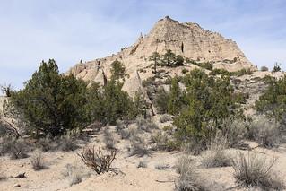 New Mexico - Kasha-Katuwe Tent Rocks National Monument