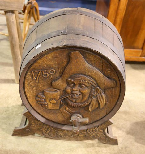 1750 Whisky Display Barrel ($190.40)