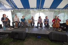 Folk Fest Sat Day sessions (3)