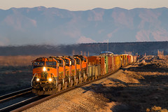 BNSF 1022 West at Suwanee, NM (thechief500) Tags: bnsf gallupsubdivision railroads suwanee nm usa us newmexico