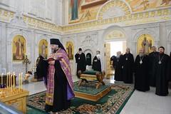17. Заседание Священного Синода РПЦ 07.03.2018