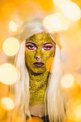 Golden / Fairy Lights (PhotosByDaniela) Tags: portraitphotography portrait portraitphotographer portaitphotography photosbydaniela photographer photography photo photograph nikon nikonphotography nikond7200 nikonphotographer nikkor nikkor35mm nikonserbia nikonsrbija noflash noflashphotography noflashphotographer noflashportrait ambientlight ambientlightportrait ambientlightphotography fairylights christmaslights christmas christmasmood christmasdecoration lights light bokeh goldenbokeh yellowbokeh gorgeous gorgeousgirl golden gold goldenlight goldenmakeup goldstreaked redeyeshadow blonde bright browneyes brownwyedgirl browneyed brightcolors brightcolours brighteyes serbia serbiangirl sexy serbianphotographer serbianmodel serbianpeople sexygirl srpskifotografi srbija beautiful beautifulgirl beautifulwoman