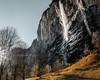 Lauterbrunnen Waterfalls (danfaiz) Tags: waterfall fujifilm swtizerland autumn autumnvibes tolkien nature autumncolour valley hiki lanscape photography