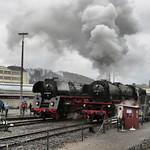 Dampflokomotiven 01 0509-8 ex Deutsche Reichsbahn & 001 180-9 ex Deutsche Bundesbahn thumbnail