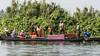 Kerala, India (claudia m. lazzarini) Tags: kerala india adventure water people indian trip backwaters canal green nikon nikkor nature