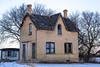 Abandoned Brick Farmhouse (Mick Loyd) Tags: farmhouse abandoned brick