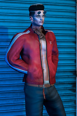 You don't call me and I despair (Satuex Resident) Tags: hevo personaljesus jacket avatar mesh siganture belleza gianni jake glasses xenials versov wrong adidas