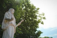 waking (nattoproblem) Tags: deutschland berlin europe european germany german summer statue statues