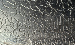 Butter and Knife (Agne Barde) Tags: butter knife macro closeup abstract texture pattern
