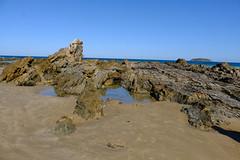 Rockpool (zassle) Tags: beach coastal landscape rockpools scenery camera:make=fujifilm geocountry geocity geostate exif:lens=xf18135mmf3556rlmoiswr exif:focallength=18mm camera:model=xpro2 exif:aperture=ƒ10 exif:isospeed=200 exif:make=fujifilm geolocation exif:model=xpro2