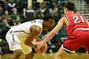 MBasketball-vs-WKU, 1/13, Chris Crews, DSC_0057 (Niner Times) Tags: 49ers basketball cusa charlotte d1 hilltoppers kentucky mens ncaa unc uncc wku western ninermedia