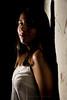 Shape (Giancarlo Aguilar Che) Tags: sombras flash externo nikon giancarloaguilar testing chica girl women her mirada quintanaroo puerto aventuras riviera maya méxico
