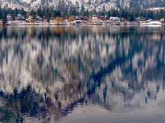 I can only imagine... (jaisril) Tags: reflexions washingtonstate reflection columbiariver mr