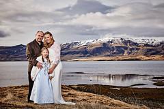 Sabrina & Dennis (LalliSig) Tags: hvalfjörður wedding photographer may iceland people portrait portraiture spring water