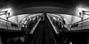 MC Peleng 8 mm f/ 3.5 A ( МС Пеленг 3,5/8А ) - DSCF6471 (::Lens a Lot::) Tags: mc peleng 8 mm f 35 a paris | 2017 fisheye darkness underground noise night light street streetphotography bw black white monochrome vintage manual prime fixed length classic lens ruelle personnes route bâtiment metro subway gate station lignes train plafond russian architecture fenêtre