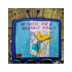 Série Espace Darwin - N°6: Pas d'idée ! (Jean-Louis DUMAS) Tags: streetart art rue tag darwin street artist artistic artistique peinture murale artiste artdelarue