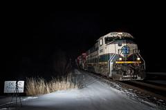 Executive Decisions (Nick Brown Photography) Tags: train railroad railfanning locmototive emd sd70mac bnsf bn