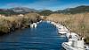 Kanal bei Port d'Andratx (VintageLensLover) Tags: mallorca outdoor balearen landschaft boote himmel portdandratx landscape küste