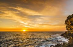Bronte Sunrise (Tony Hugo) Tags: beach bronte pool rockpool sunrise newsouthwales australia au