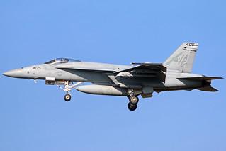 F/A-18E 168356