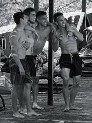 Summer of 2018 Santiago de Chile (Outdoor Life) Tags: parque parquemet piscina santiago de chile boys guys chicos summer 2018 antilen cute beautiful verano friend friendship bw