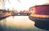 Reflection (Maria Eklind) Tags: malmö mist canal kanal city winter dimma nature cityview spegling sweden fog reflection weather water park skånelän sverige se