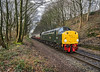 40106 (Geoff Griffiths Doncaster) Tags: 40106 class 40 d306 summerseat ele east lancs railway diesel gala