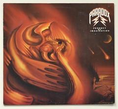 A0507 PARADOX Product of Imagination (vinylmeister) Tags: vinylrecords albumcoverphotos heavymetal thrashmetal deathmetal blackmetal vinyl schallplatte disque gramophone album