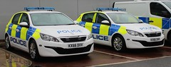 GMP Response (Ben Hopson) Tags: greater manchester police gmp bury station peugeot response cars late 2016 999 kx66 kx66dxv kx66dxr