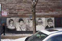 Joan of Arc (drew*in*chicago) Tags: chicago street art artist graffiti paint painter 2018