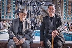A Life inside a look (Nicola Demegni) Tags: 2017 teheran imamzadeh saleh nicolademegni nikonphotography nikond7200 nikonitalia portrait iran