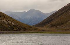 Lake Lyndon (russellstreet) Tags: water southisland newzealand canterbury lakelyndon cloud