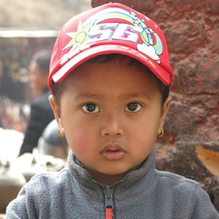 Bhaktapur (Népal) (michele 69600) Tags: bhaktapur népal portrait enfant child visage face asie asia