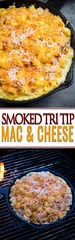Smoked Tri Tip Mac a (alaridesign) Tags: smoked tri tip mac cheese cooked grill