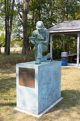"""""""For a Pal"""" Statue (dharder9475) Tags: 2017 guadalcanalcampaign privpublic statue worldwarii"""