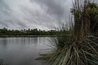 Glenbrook Lagoon, Blue Mountains, Australia.