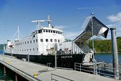"""""""Skutvik"""" (OlafHorsevik) Tags: ferge ferga ferry ferja ferje ferjer ferger ferries torghattennord thn skutvik kystriksveien rv17 fv17 kilboghamn"""