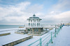 snow on Brighton seafront (Laurence Cartwright) Tags: photo seafront brighton beach england sussex uk laurencecartwright