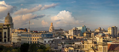Old Havana rooftops at dusk (I saw_that) Tags: cool cool2 cool3 uncool uncool2 cool4 cool5 cool6 uncool3 cool7 iceboxcool hss
