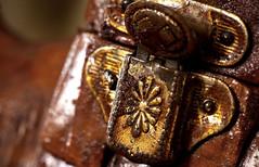Fastener (ertolima) Tags: macromondays fastener hmm inkwell wood metal antique vintage macro