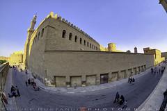 Citadel in Cairo (T Ξ Ξ J Ξ) Tags: egypt cairo fujifilm xt2 teeje samyang8mmf28 citadel old town salahaldin medieval mokattam muhammadali unesco