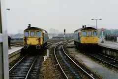 33117 & 33040 Temple Meads (Westerleigh Westie) Tags: 33117 33040 bristol tm