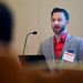 Kyle Jordan, global product development manager at BASF, spoke about finding and navigating a diverse work environment.