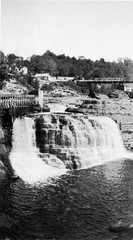 Ausable Chasm, NY Keeseville, New York   lot 6676d (foundin_a_attic) Tags: photography photo keeseville ny ausable chasm newyork newengland falls