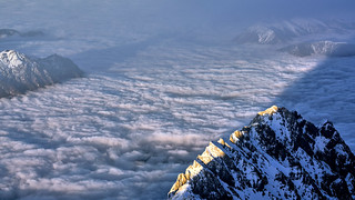Above the Clouds - Zugspitze, Bavaria