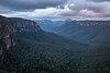 Govetts Leap - Moody Sunset (Old-Man-George) Tags: 2017 australia bluemountains georgewheelhouse govettsleap landscape nsw newsouthwales sunset spring wwwgeorgewheelhousecom a175536