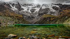 Laguna Humantay (Valter Patrial) Tags: cuzco peru pe lake lago laguna mountain