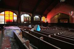 St. Paul Missionary Baptist Church (EsseXploreR) Tags: abandoned st paul missionary baptist church
